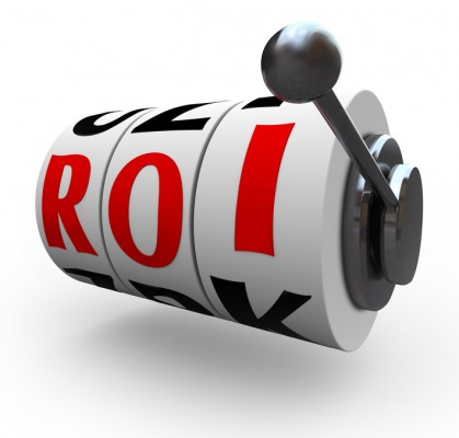 ROI Return on Investment Slot Machine Wheels